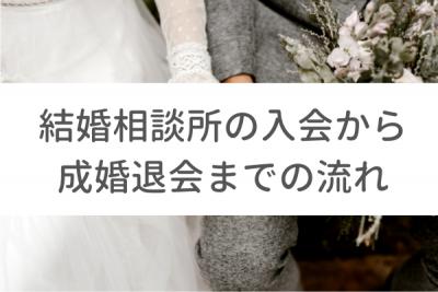 【結婚相談所IBJの全体像】活動開始から成婚退会までの流れを総まとめ